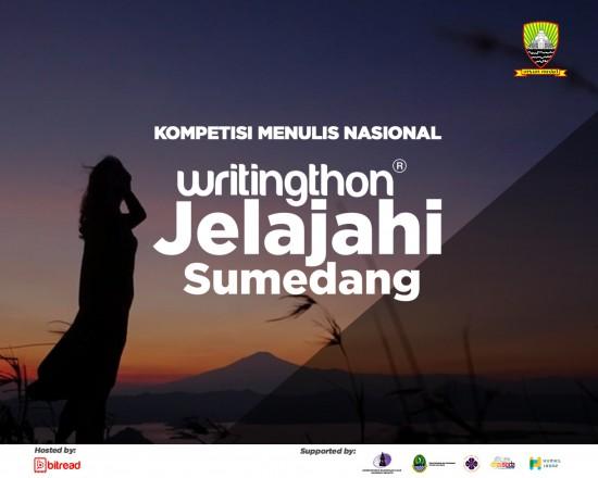 Writingthon Jelajahi Sumedang