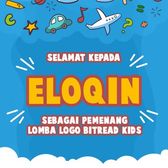 Pemenang Kompetisi Logo Bitread Kids