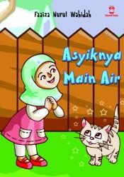 Asyiknya Main Air - picture book (FULL COLOUR)