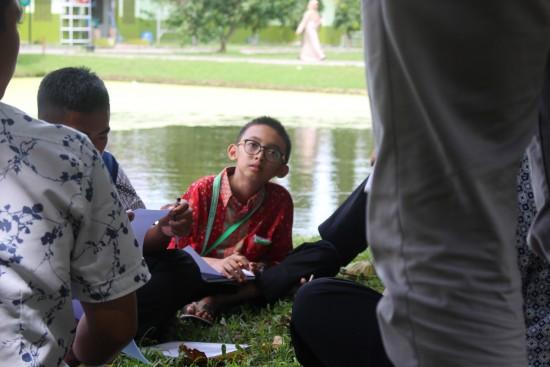 Program Pesantren Menulis: Mengabdi dan Mengabadi
