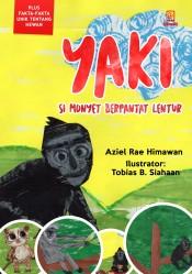 Yaki Si Monyet Berpantat Lentur - landscape 20 x 19 cm (Full Colour)