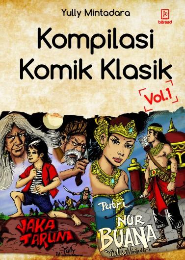 Kompilasi Komik Klasik vol.1 (hitam-putih)