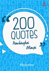 200 Quotes Pembingkai Mimpi - (Pocket Book)