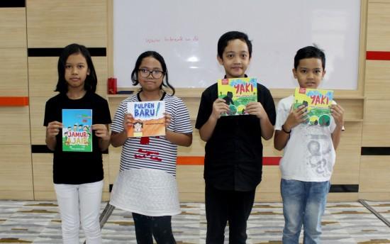 Bitread Kids dan Kampanye Literasi Sejak Dini