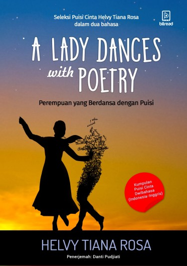 A Lady Dances with Poetry