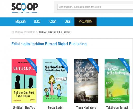 Dapatkan Ebook BITREAD di SCOOP