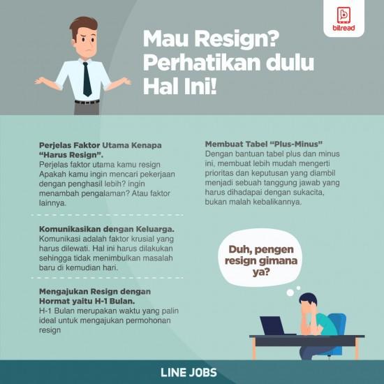 Mau Resign dari Kantor Lama? Perhatikan dulu Hal Ini!